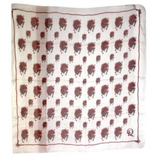 NWOT AMQ scarf in cashmere/modal RRP eur 329