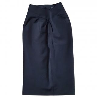 Donna Karan black pencil skirt