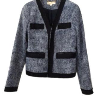 Michael Michael Kors Navy blue tweed style Jacket