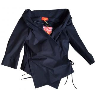 Vivienne Westwood Red Label black blouse