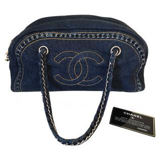 Chanel Mademoiselle Denim Bag