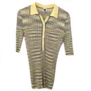 Missoni Lemon Brown Sweater Top