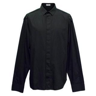 Dior Homme Black Shirt
