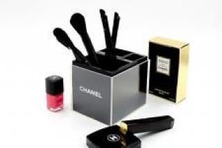 Chanel Makeup Holder- Cosmetic Brush Holder
