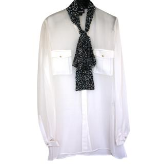 Just Cavalli 100% Silk Shirt