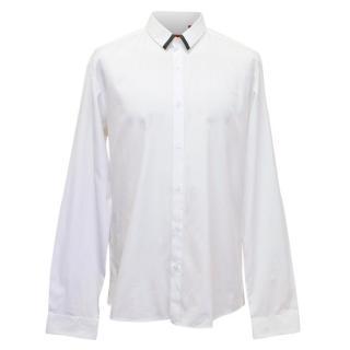 Hugo Boss Men's White Shirt