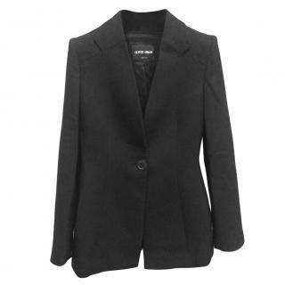 Armani -Jacquard 100% Silk Suit Jacket (RPP �3050.00)