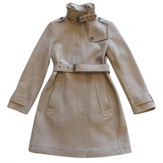 Burberry Brit wool coat