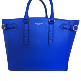 Aspinal Of London Marylebone Tech Leather Tote Bag