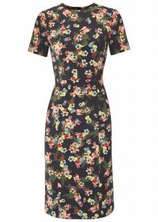 Erdem 'Inis' Floral Print Dress