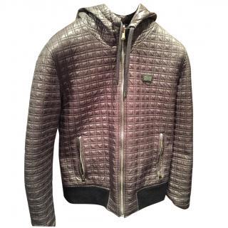 Dolce & Gabbana reversible puffer jacket