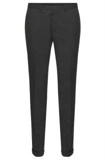 Hugo Boss A/W 2016 Extra slim-fit trousers in new wool
