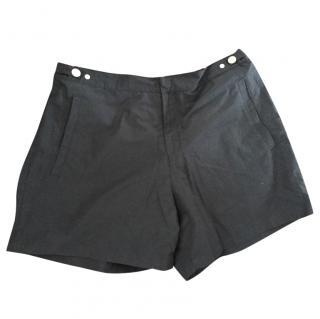 Balmain Men's Black Shorts. Spring/Summer
