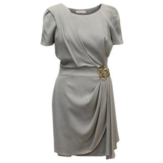 Matthew Williamson Grey Dress