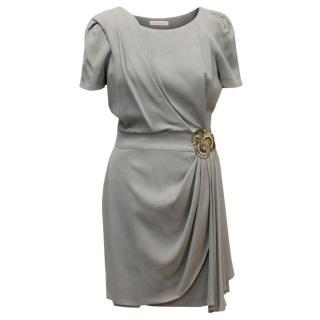 Matthew Williamson Grey Dress