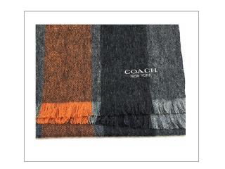 COACH Cashmere Blend Scarf