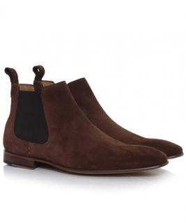 PS by Paul Smith Suede Falconer Boots