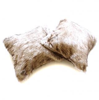 Ralph Lauren Home Faux Fur Cushion Covers
