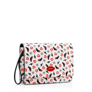 Charlotte Olympia Flynn Clutch All Dolled Up Collection; RRP $1000!