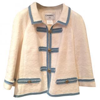 Chanel Cream Jacket