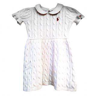 Ralph Lauren Knitted Dress 18 months