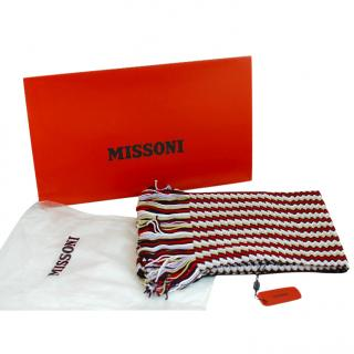 Missoni Woolen Scarf New with Tag