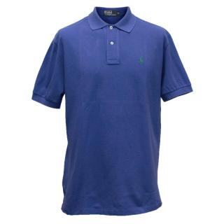 Polo By Ralph Lauren Blue Polo