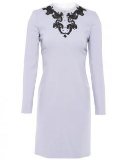 Emilio Pucci Lilac Wool Dress