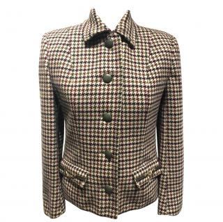 Aquascutum Wool Riding Jacket