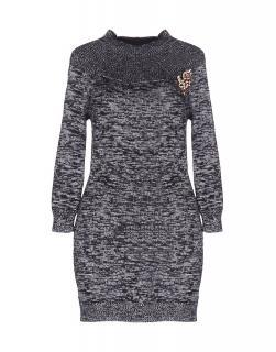 NEW DSQUARED2 Wool Sweater Dress