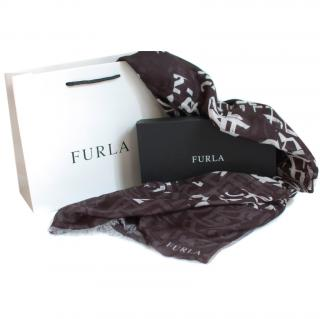 Furla Scarf with gift packaging
