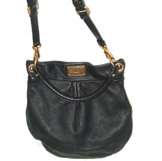 Marc by Marc Jacobs Black Hobo Hillier Bag