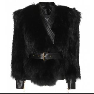Balmain Fur Jacket
