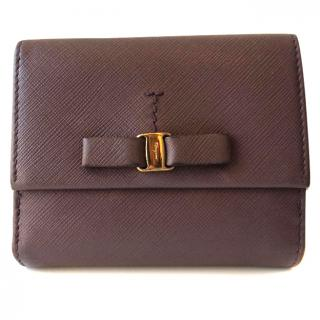 Salvatore Ferragamo Leather Purse