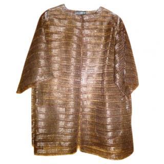 Dolce & Gabbana Catwalk Coat