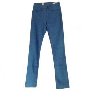 18th Amendment straight leg Lollobrigida jeans