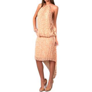 Paul & Joe / Pierre Cardin Runway Silk Dress