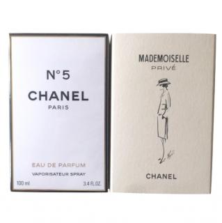 Mademoiselle Prive Chanel No 5 special edition