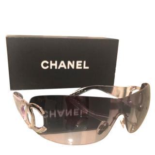 Chanel sunglasses model 4125