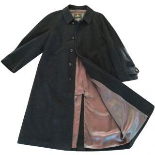 Bugatti cashmere/wool overcoat