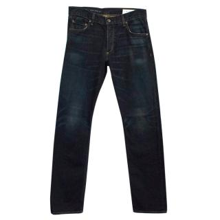 Rag & Bone Mens Slim Straight Jeans
