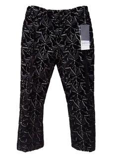 NEW Alexander McQueen LK5 Eyelt kickback trouser