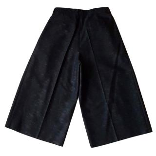 NEW Alexander McQueen McQ 3/4 Length Wool Trouser