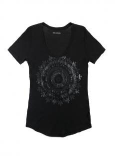 Zadig and Voltaire Anyta print tshirt