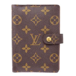 Louis Vuitton Diary Cover Agenda PM Brown Monogram