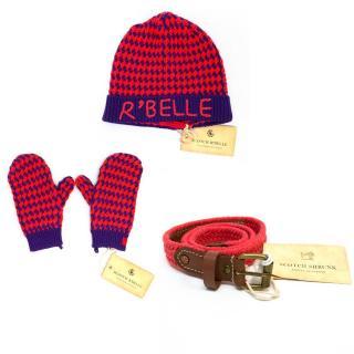 Scotch Shrunk & Scotch R'Belle Winter Accessories Set