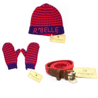 Scotch Shrunk & Scotch R'Belle Winter Accessories Set