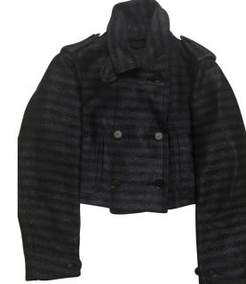 Burberry Prorsum Cropped Jacket