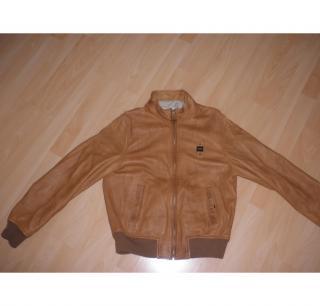 Vintage Blauer leather jacket