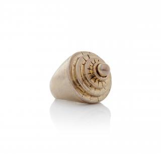 Jenny Packham Temple Gold Ring